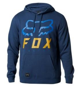 HANORAC FOX HERITAGE FORGER PO FLEECE BLUE