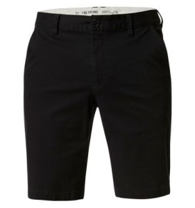 PANTALONI SCURTI FOX ESSEX 2.0 BLACK