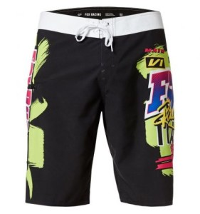 "PANTALONI SCURTI FOX CASTR BOARDSHORT 21"" BLACK"
