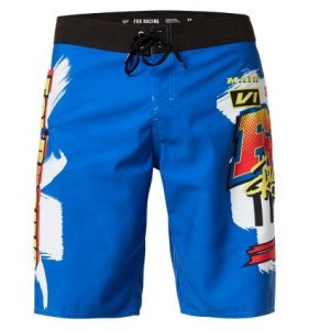 "PANTALONI SCURTI FOX CASTR BOARDSHORT 21"" ROYAL BLUE"