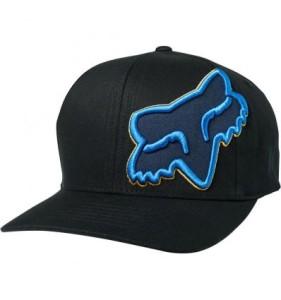 SAPCA FOX EPISCOPE FLEXFIT BLACK/ROYAL BLUE