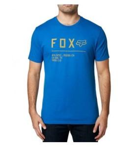 TRICOU FOX NON STOP SS PREMIUM ROYAL BLUE