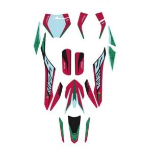 Kit grafice KTM 2020 SixDays Portugalia