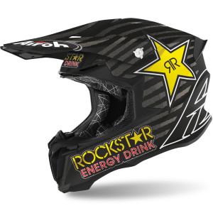 Casca AIROH Twist 2.0 ROCKSTAR 2020 Matt
