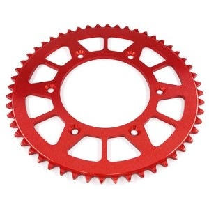 Pinion spate BETA RR 250/300/350/450 Enduro Expert RACING RED Aluminiu