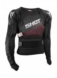 Armura Shot 2020 Gilet Ultralight Black/Grey