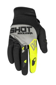 Manusi Shot 2020 Contact Trust Grey Neon Yellow