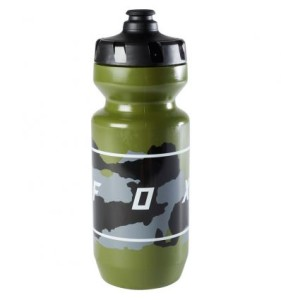 BIDON FOX MOTH 22 OZ PURIST GREEN CAMO