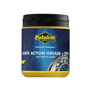 Lubrifiant Putoline WHITE ACTION GREASE + PTFE