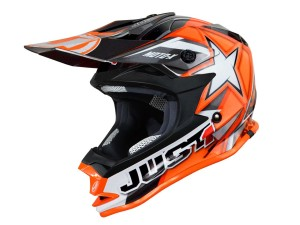 Casca JUST1 J32 Moto X Orange