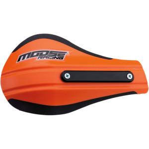 Plastice handguard Moose Racing contour 2 Portocaliu
