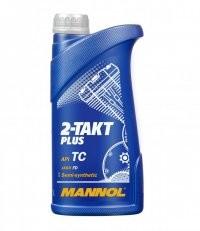 Ulei 2T Mannol Plus 1 Litru