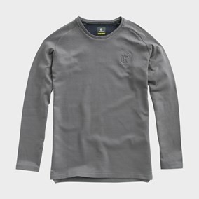 BLUZA HUSQVARNA ORIGIN GREY