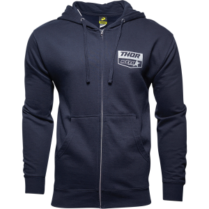 Hanorac Thor STAR RACING CHEVRON ZIP-UP Navy