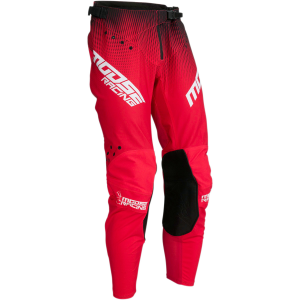 Pantaloni  Moose Racing AGROID Rosu/Negru