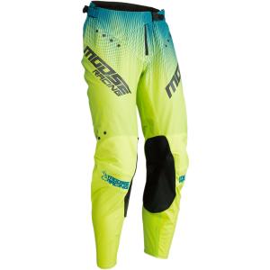 Pantaloni  Moose Racing AGROID Verde/Aqua