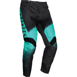 Pantaloni Thor Sector Vapor Mint /Carbune