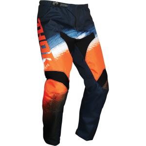 Pantaloni Thor Sector Vapor Portocaliu /Midnight