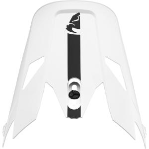 Cozoroc Casca Thor SECTOR RACER Alb/Albastru/Rosu