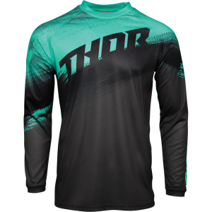 Tricou Thor copii Sector Vapor Mint/Charcoal