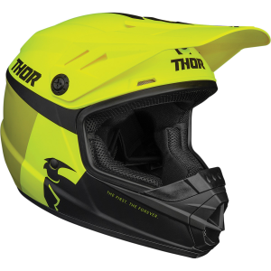 Casca copii  Thor Sector Racer  Acid/Lime