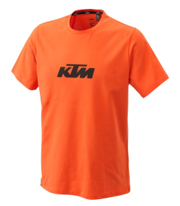 Tricou KTM Pure Logo Orange