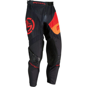 Pantaloni Moose Racing Sahara Black/Orange/Red