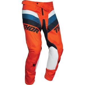 Pantaloni Thor Pulse Racer Orange/Midnight