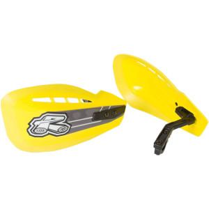 Handguard Renthal Moto Galben