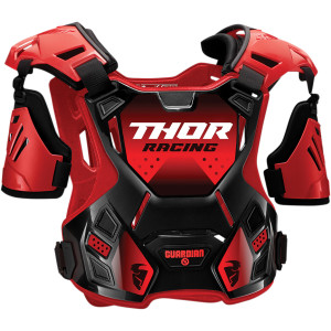 Armură Thor Guardian Red/Black