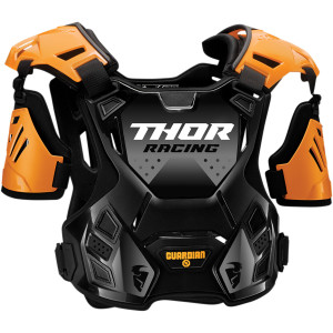 Armură Thor Guardian Orange/Black