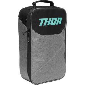 Geantă Ochelari Thor Gray/Black