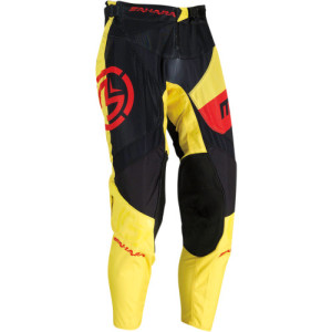 Pantaloni Moose Racing Sahara Black/Red/Yellow