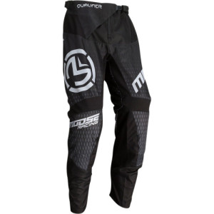 Pantaloni Moose Racing Qualifier Black/Gray