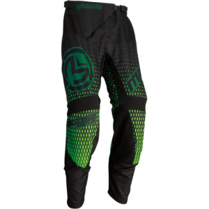 Pantaloni Moose Racing Qualifier Black/Green