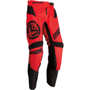 Pantaloni Moose Racing Qualifier Black/Red