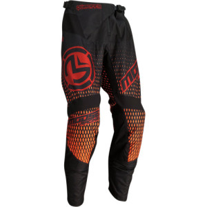 Pantaloni Moose Racing Qualifier Black/Orange