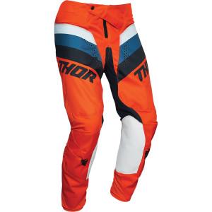 Pantaloni Copii Thor Pulse Racer Orange/Midnight