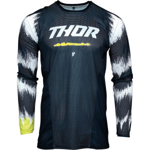 Tricou copii Thor Pulse Air Rad Midnight/White