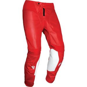 Pantaloni Copii Thor Pulse Air Rad White/Red
