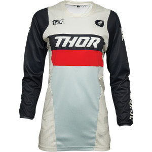 Tricou Thor Pulse Racer Vintage White/ Midnight