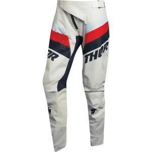 Pantaloni Thor Pulse Racer Vintage White/Midnight