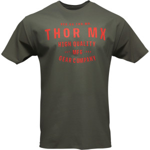 Tricou Thor Crafted Green