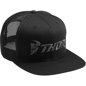 Sapca Thor Trucker Black/Gray