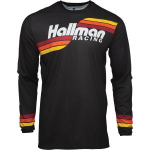 Tricou Thor Hallman Tres Black