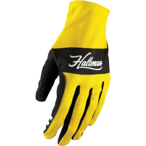 Manusi Thor Hallman Mainstay Yellow/Checker