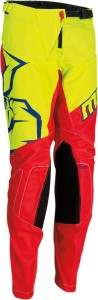 Pantaloni Moose Racing QUALIFIER Blue/Red/Yellow