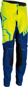 Pantaloni Moose Racing QUALIFIER Navy/Teal/Yellow