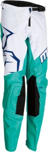 Pantaloni Moose Racing QUALIFIER Mint/Navy/White