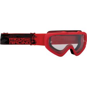 Ochelari copii Moose Racing QUALIFIER Black/Red